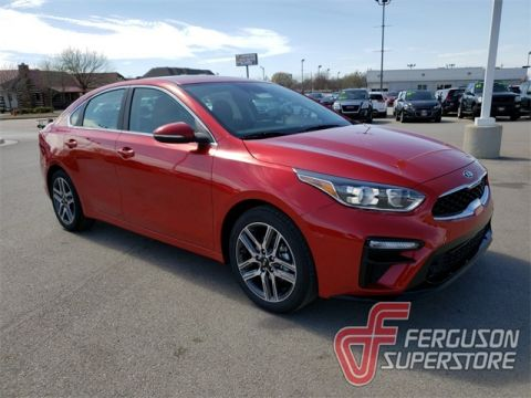 New 2020 Kia Forte EX FWD 4D Sedan