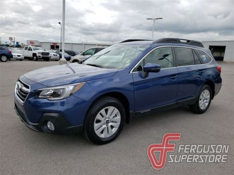 Certified Pre-Owned 2019 Subaru Outback 2.5i