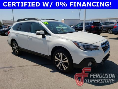 Certified Pre-Owned 2019 Subaru Outback 2.5i AWD