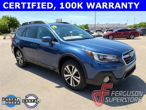 Certified Pre-Owned 2019 Subaru Outback 3.6R AWD