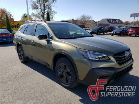 New 2020 Subaru Outback Onyx Edition XT AWD