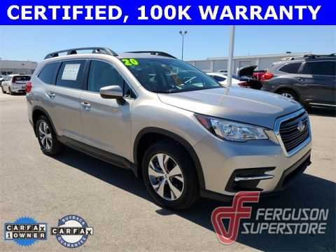 Certified Pre-Owned 2020 Subaru Ascent Premium AWD