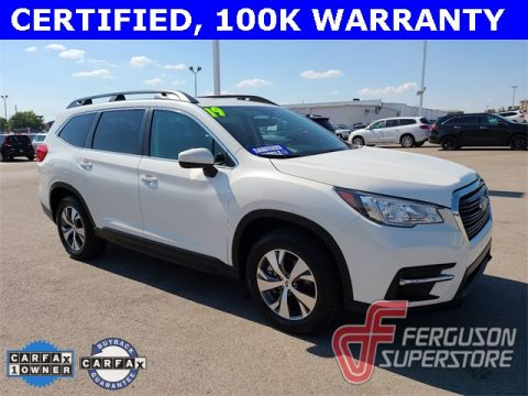 Certified Pre-Owned 2019 Subaru Ascent Premium AWD