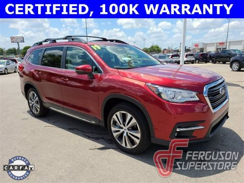 Certified Pre-Owned 2019 Subaru Ascent Limited AWD