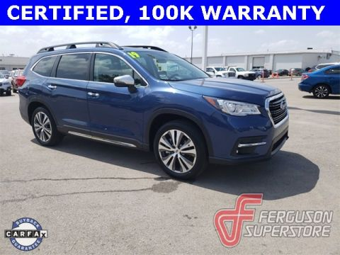 Certified Pre-Owned 2019 Subaru Ascent Touring AWD