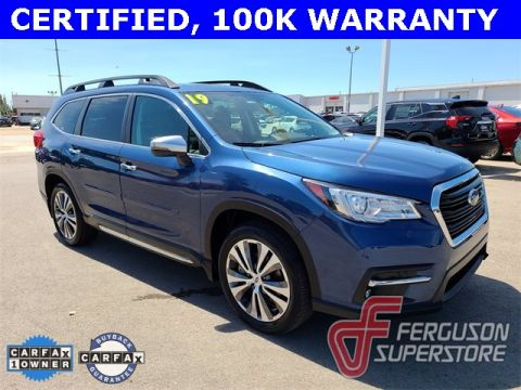 Certified Pre-Owned 2019 Subaru Ascent Touring With Navigation & AWD