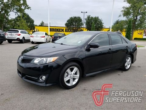 Pre-Owned 2014 Toyota Camry L FWD 4D Sedan