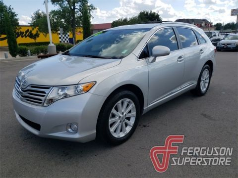 Pre-Owned 2012 Toyota Venza