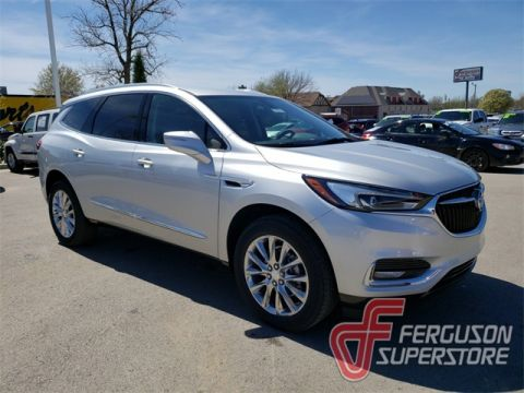 New 2020 Buick Enclave Essence FWD 4D Sport Utility