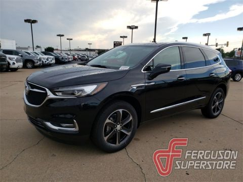 New 2019 Buick Enclave Essence FWD 4D Sport Utility