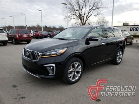 New 2019 Kia Sorento SX With Navigation