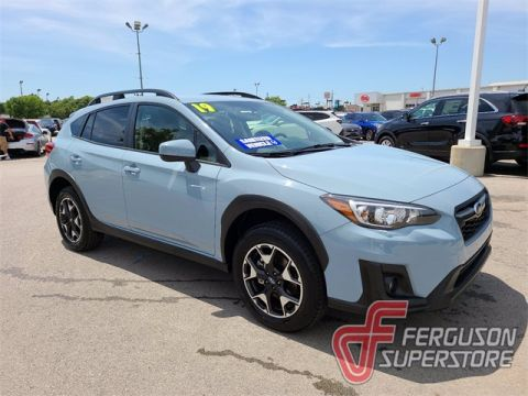Certified Pre-Owned 2019 Subaru Crosstrek 2.0i Premium AWD