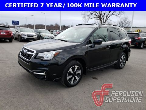 Certified Pre-Owned 2018 Subaru Forester 2.5i Limited
