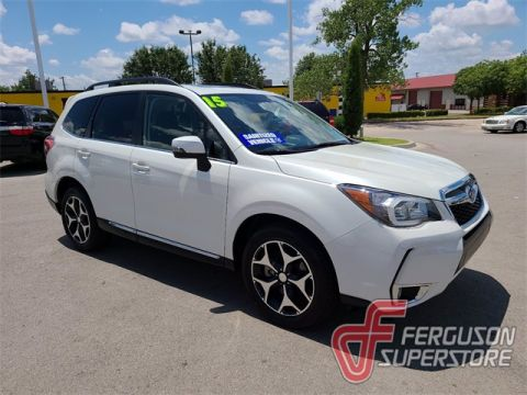 Certified Pre-Owned 2015 Subaru Forester 2.0XT Touring AWD