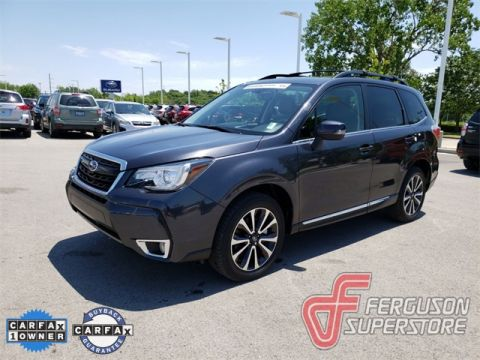 Certified Pre-Owned 2018 Subaru Forester 2.0XT Touring