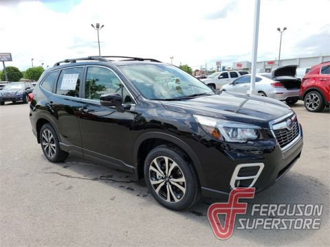 New 2020 Subaru Forester Limited AWD