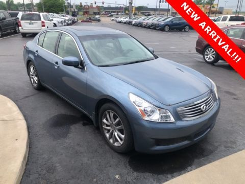Pre-Owned 2007 INFINITI G35 Base