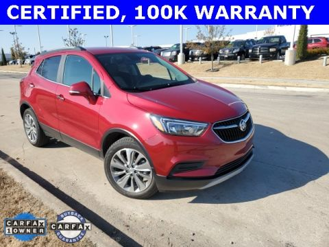 Pre-Owned 2019 Buick Encore Preferred FWD 4D Sport Utility