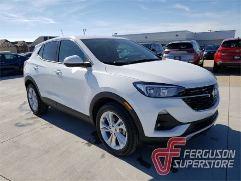 New 2020 Buick Encore GX Preferred FWD 4D Sport Utility
