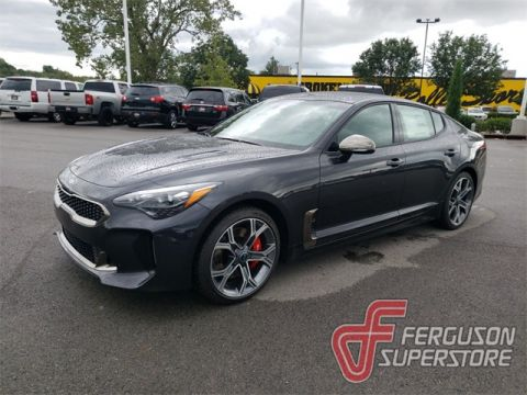 New 2019 Kia Stinger GT RWD 4D Hatchback