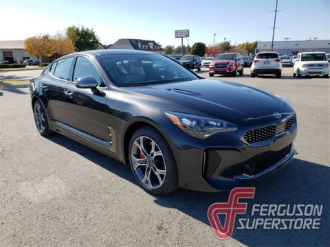 New 2019 Kia Stinger GT2 With Navigation & AWD