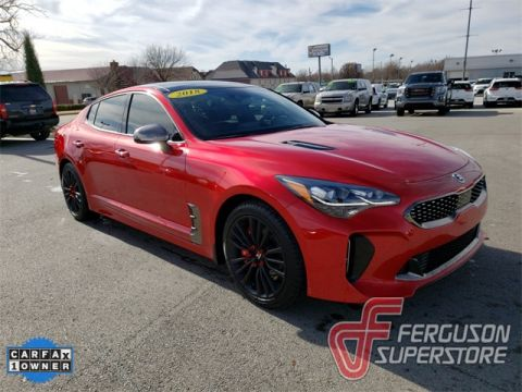 Pre-Owned 2018 Kia Stinger GT2 With Navigation & AWD