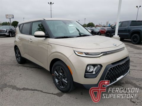 New 2020 Kia Soul EX With Navigation