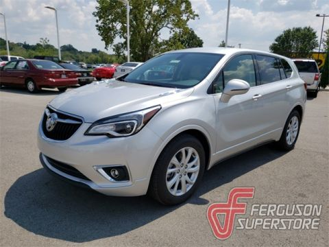 New 2019 Buick Envision Preferred FWD 4D Sport Utility