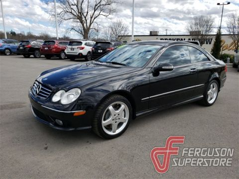 Pre-Owned 2003 Mercedes-Benz CLK CLK 500